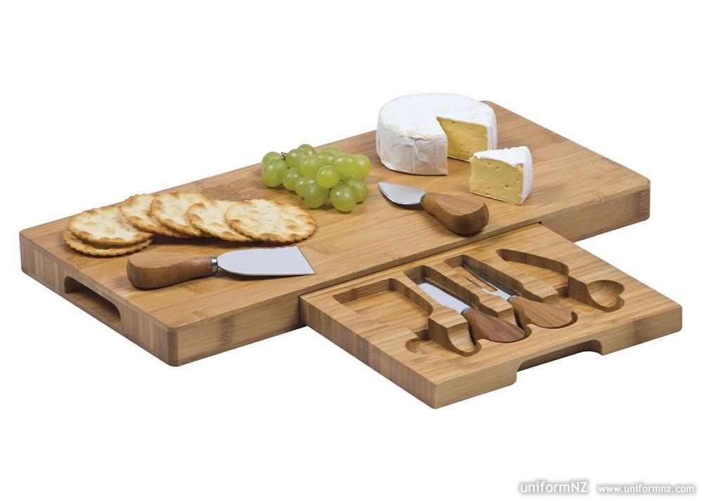 Gourmet Cheese Board Set Pocb Uniform